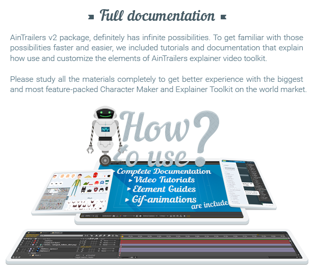 AinTrailers | Explainer Video Toolkit with Character Animation Builder - 83