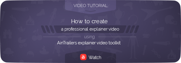 AinTrailers | Explainer Video Toolkit with Character Animation Builder - 88