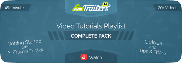 AinTrailers | Explainer Video Toolkit with Character Animation Builder - 90