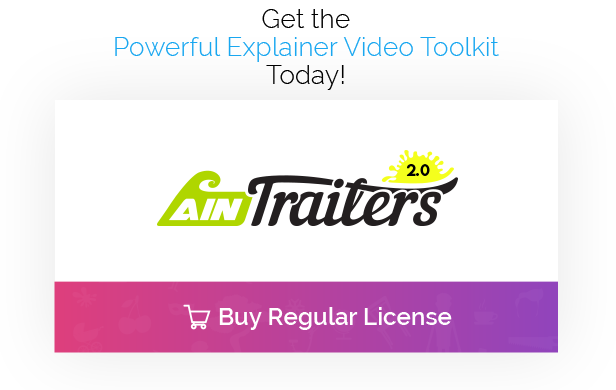 AinTrailers | Explainer Video Toolkit with Character Animation Builder - 110